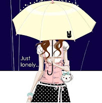 lonely girl..