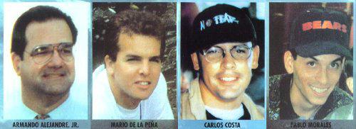 Asesinados por Castro