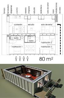 casas contenedores