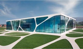 edificios minimalistas