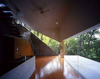 Arquitectura arquidea proyectos de arquitectura casas for Casa minimalista a desnivel