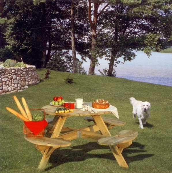 Garden center ejea juegos mesa picnic redonda for Ajedrez gigante jardin