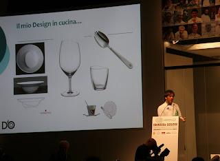 Davide Oldani – Ricette parallele e Design