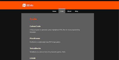 22bits new theme