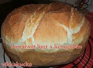 Egészséges kenyér