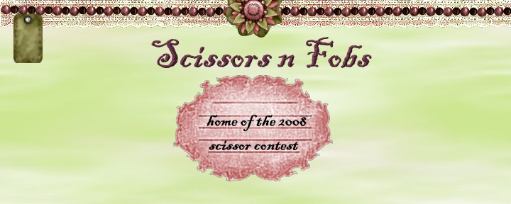 Scissors and Fobs