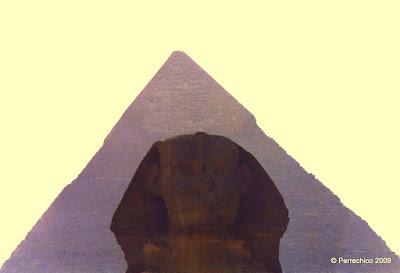 Egipto,  pirámides, luz, esfinge, Abú Simbel
