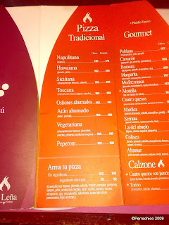gastronomía, ostiones ahumados, México, pizzería