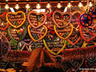 Heidelberg, Weihnachtmarkt, Mercado de Navidad
