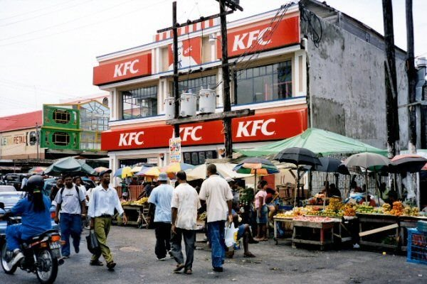 kfc marketing strutegy in africa Kfc's radical approach to china which is handled by a committee of managers from marketing kfc china switched to a strategy of company-owned outlets.