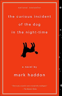 Curious Incident Book Cover