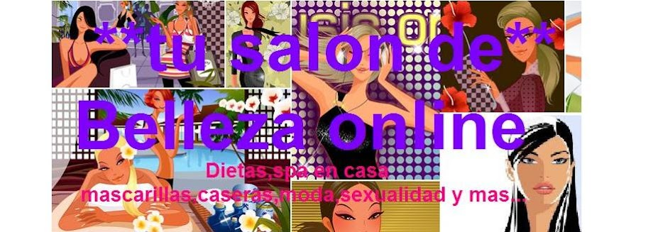 Tu salon de belleza ON-LINE