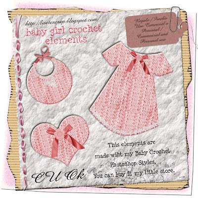 Baby Girl Crochet Elements by Lisete Liset%40scrap_babygirlcrochetelements_preview