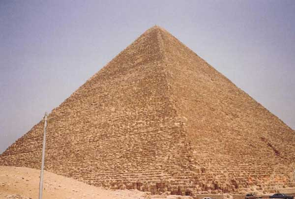 the ramses the great and the egyptian pyramids of giza Secrets of the great pyramid revealed at last  advanced great pyramid to the ancient egyptians is like claiming that the hottentots of africa, or the aborigines .