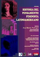 HISTORIA DEL PENSAMIENTO FEMINISTA LATINOAMERICANO