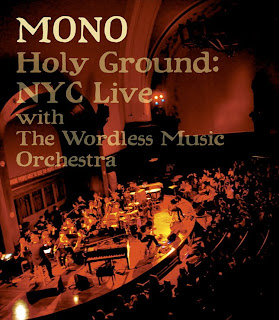 Mono DVD Holy Ground: NYC Live With The Wordless Music Orchestra