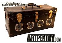 Artpentry: Gentlemen's Boombox 1 Year Anniversary