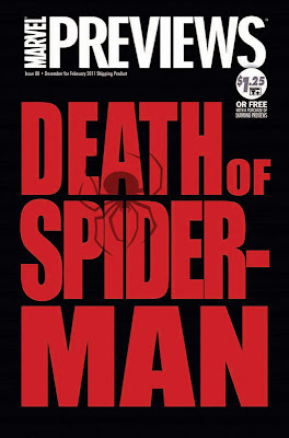 """The Death of Spider-Man?!?!"""