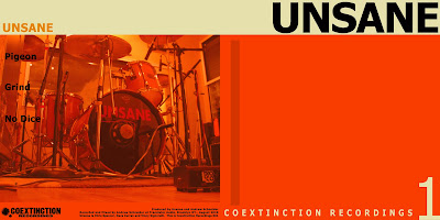 New Unsane Digital EP Available at Coextinction Recordings