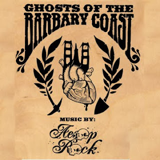 Aesop Rock - Bosico Remix & Ghosts of the Barbary Coast [Free Downloads]