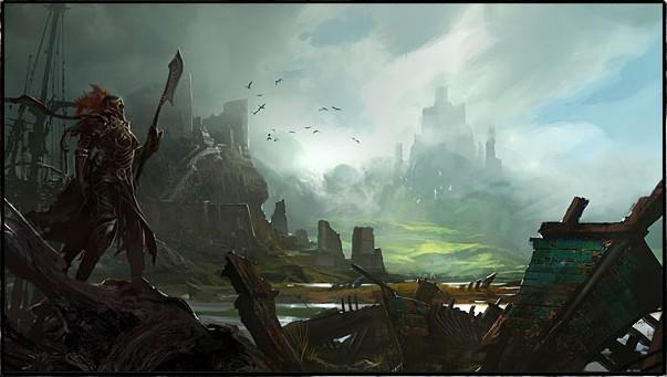 Guild Wars 2: GW2: Новый подход к квестам или нечто большее?