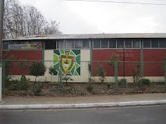 El gimnasio del colegio