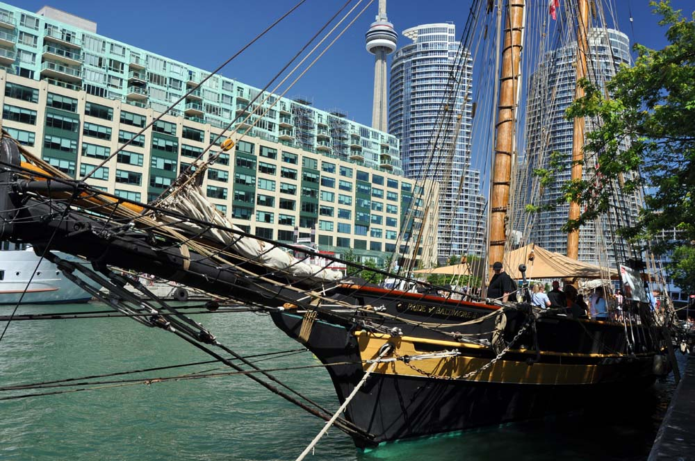 tall ships toronto