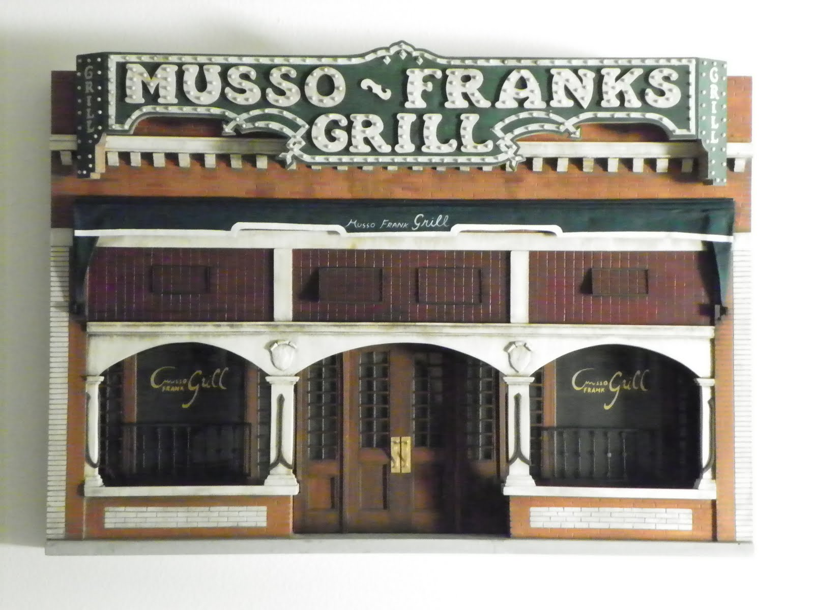 Jeff matsuno musso and frank 39 s another hollywood ghost - Musso and frank grill hollywood ...