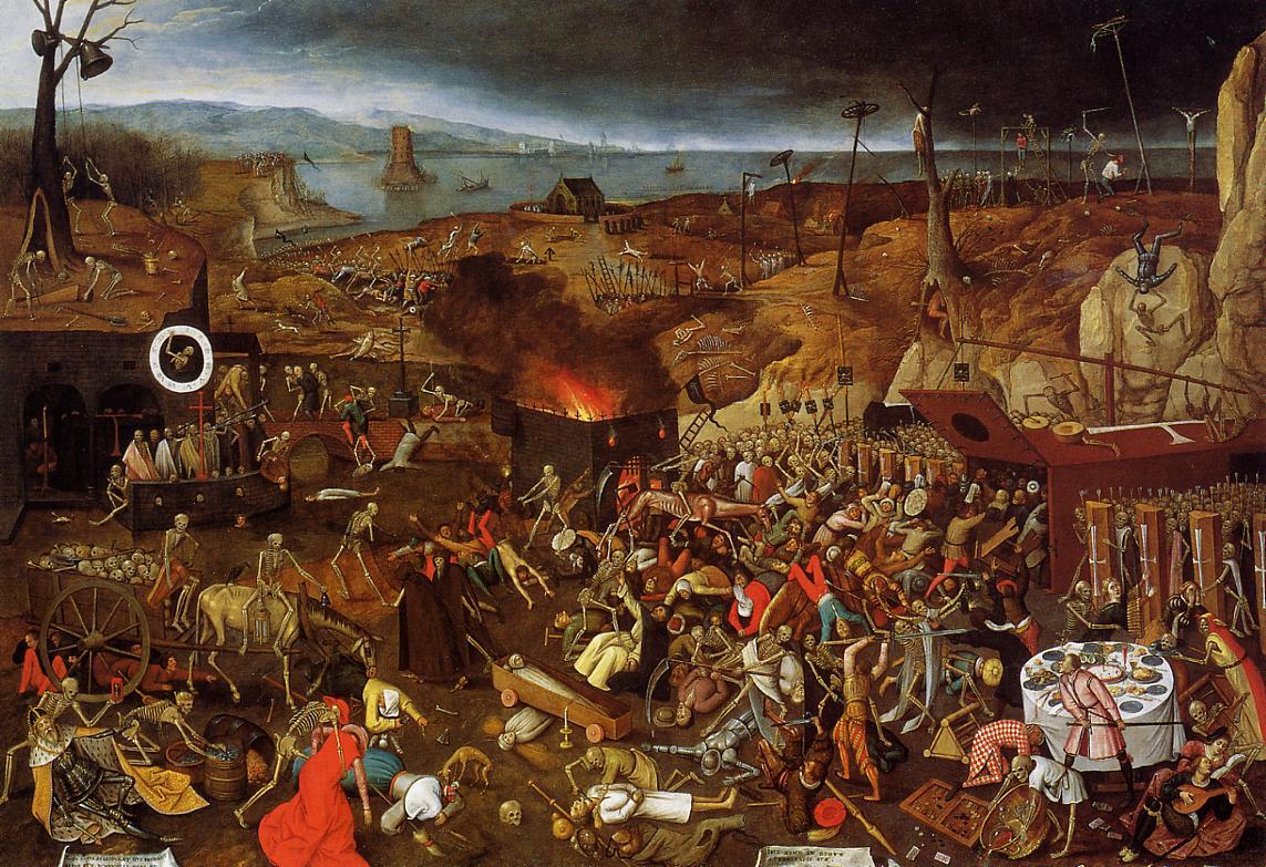 rompedas hell brueghel