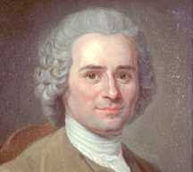 the life ideologies and influence of french philosopher jean jacques rousseau Hobbes, locke and rousseau comparison grid  hobbes locke rousseau state of nature the state of nature is a state of war no morality exists.