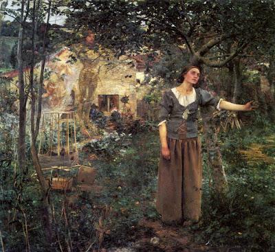 Joan Of Arc Painting Metropolitan Museum Of Art