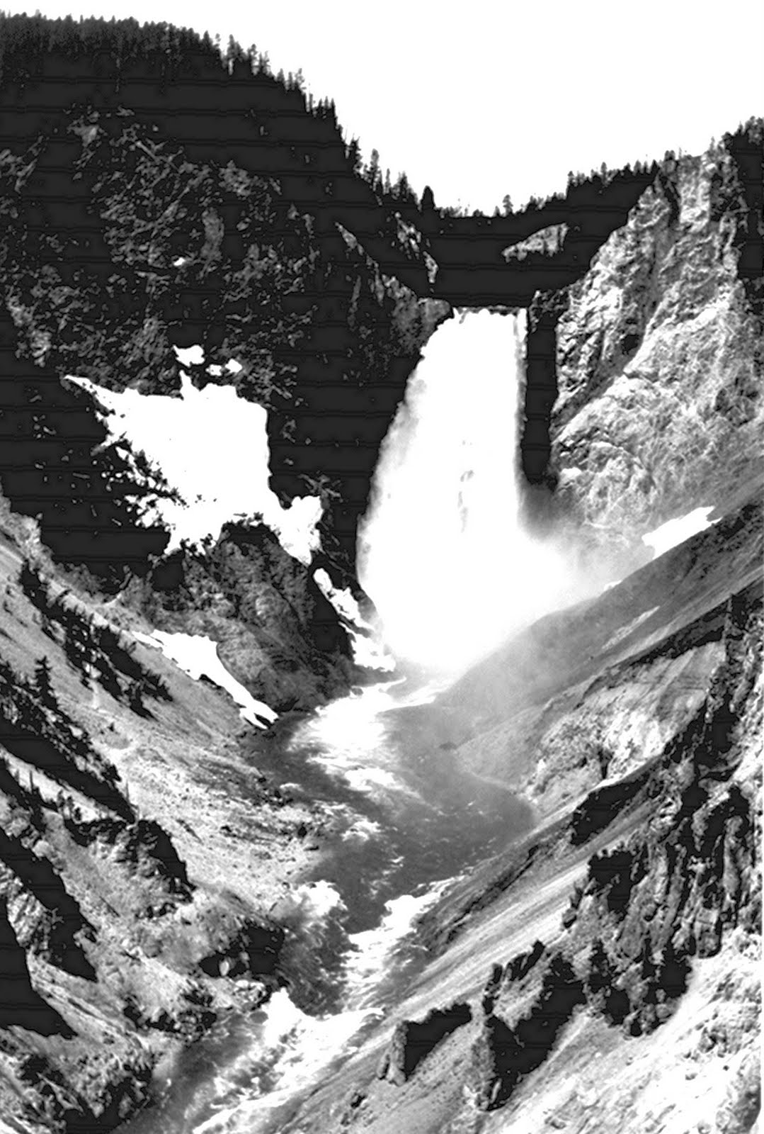 Rompedas dramatic landscapes of the american west for Ansel adams the mural project 1941 to 1942