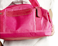 Neiman Marcus free pink tote