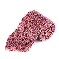 Joseph Abboud Mini Floral Woven Tie