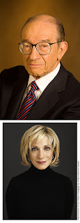 lunch with alan greenspan and andrea mitchell