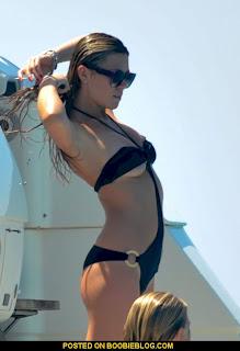 abigail clancy bikini