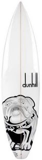 dunhill surfboard jed noll pukas