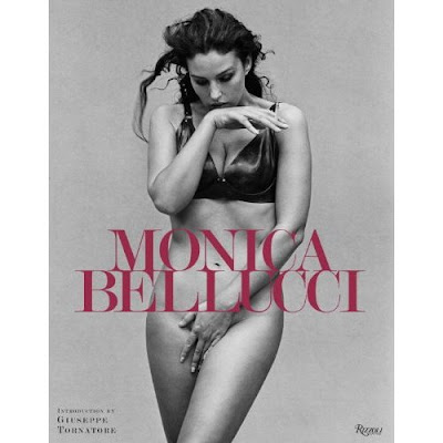 monica bellucci book