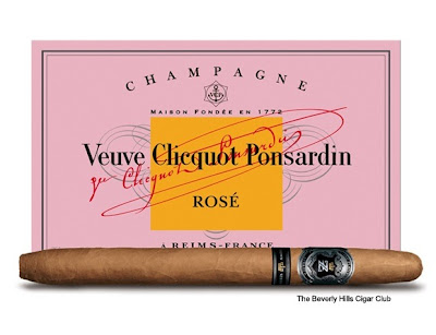 cigar and champagne pairings