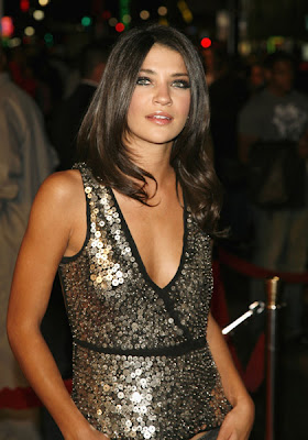 jessica szohr csi aaron rodgers girlfriend