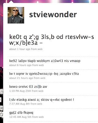 stevie wonder twitter