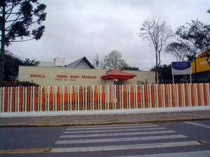 Escola Pedro Moro Redeschi, onde trabalho