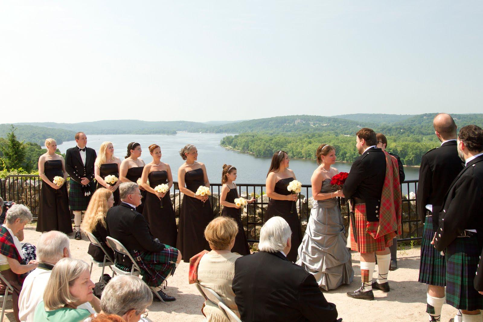 Wedding At Gillette Castle