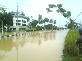 Yawata banjir,