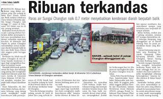 banjir di kedah, changlun banjir,pendaftaran UUM