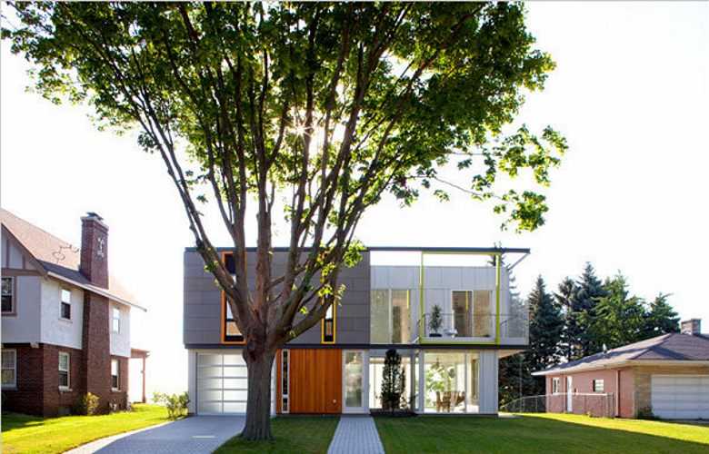 Design moderno e certificazione leed platinum la casa - Certificazione impianti casa ...