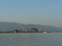 Sightseeing Inle