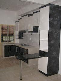 Koleksi Kabinet Dapur & Wardrobe