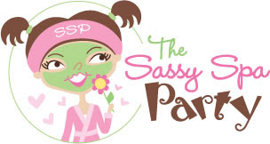 Spa Party Clip Art