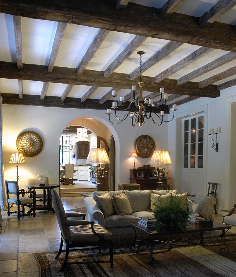 Fine Design: Hi Ceiling!: Ceiling Treatment Ideas